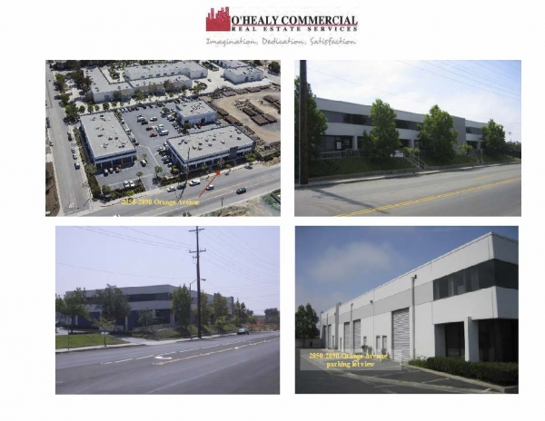 FOR LEASE - Creative Office Space + Warehouse