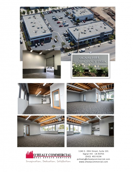 LEASED - Creative Office Space