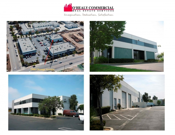 LEASED - Creative Office Space + Warehouse